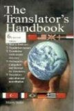 The Translator's Handbook, 6th Revised Edition (Translator's Handbook) (Translator's Handbook)